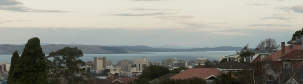 Hobart Winter Afternoon